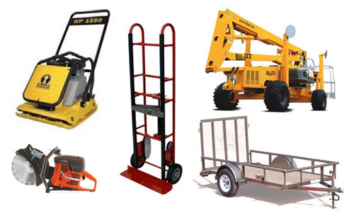 Equipment rentals at Sun Rental serving Cleveland, Chardon OH, Chagrin Falls Ohio, Ashtabula, Mentor OH