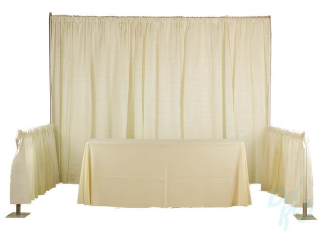 Where to find PIPE   DRAPE-IVORY DRAPE 8 in Mentor