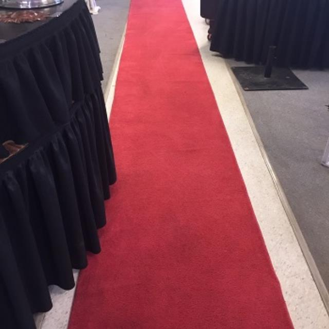 Where to find sale RED CARPET-  25 in Mentor