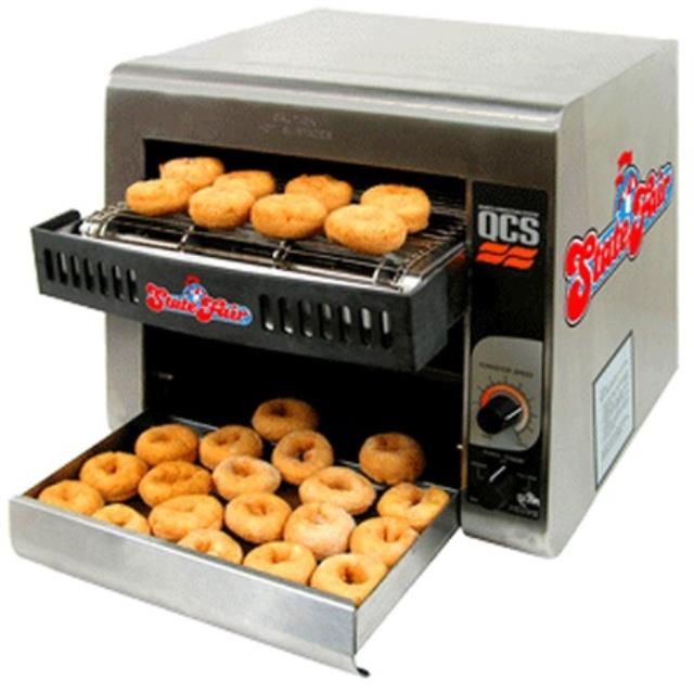 Where to find DONUT MACHINE in Mentor