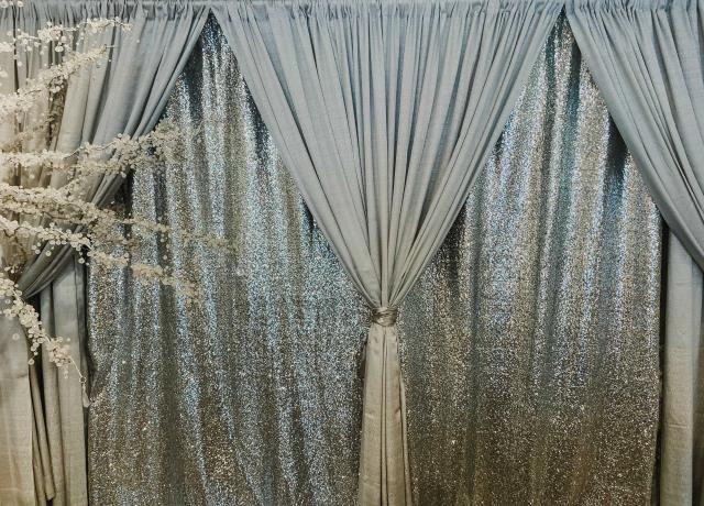 Where to find TIANA BACKDROP 20  LENGTH in Mentor