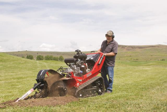 Where to find TRENCHER 6  X 36 in Mentor