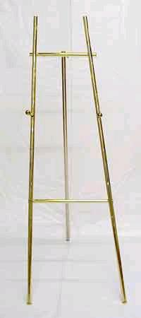 Where to find EASEL- BRASS in Mentor