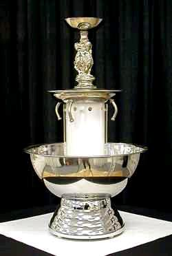 Fountain Silver Trim 3 Gal Rentals Mentor Oh Where To