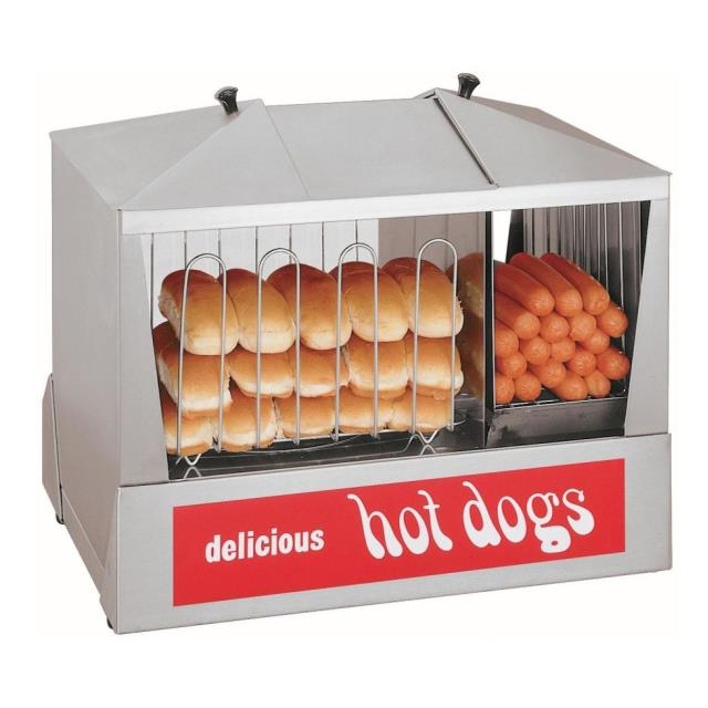 Where to find HOT DOG STEAMER  90 DOGS in Mentor