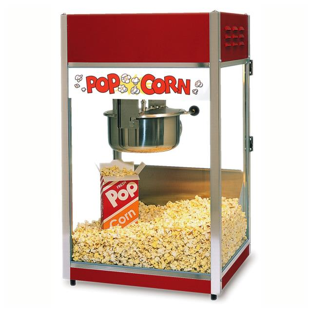 Where to find POPCORN MACHINE in Mentor