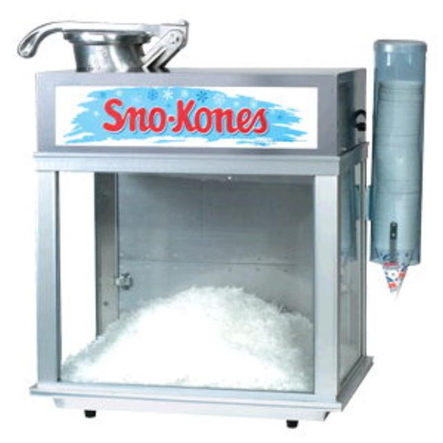 Where to find SNO KONE MACHINE in Mentor