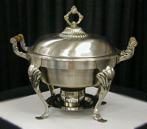 Where to find CHAFING DISH 6 QT RND in Mentor