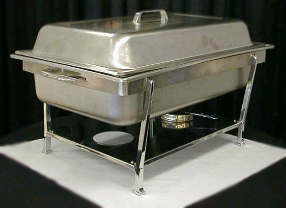 Where to find CHAFING DISH 8 QT in Mentor