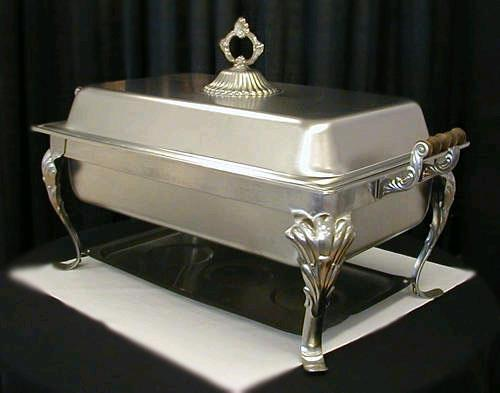 Where to find CHAFING DISH 8 QT DELUXE in Mentor