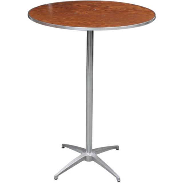Where to find TABLE ROUND HI TOP in Mentor