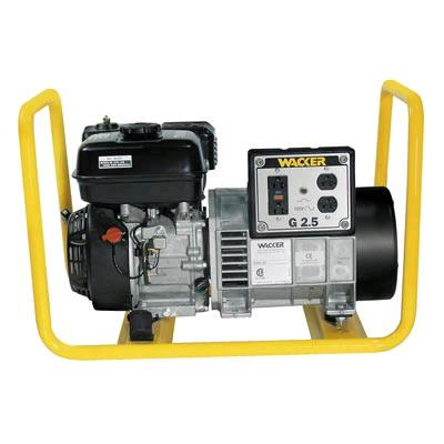 Where to find GENERATOR 2500 WATT in Mentor