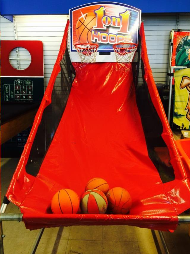 Where to find GAME BASKETBALL SHOOTOUT in Mentor