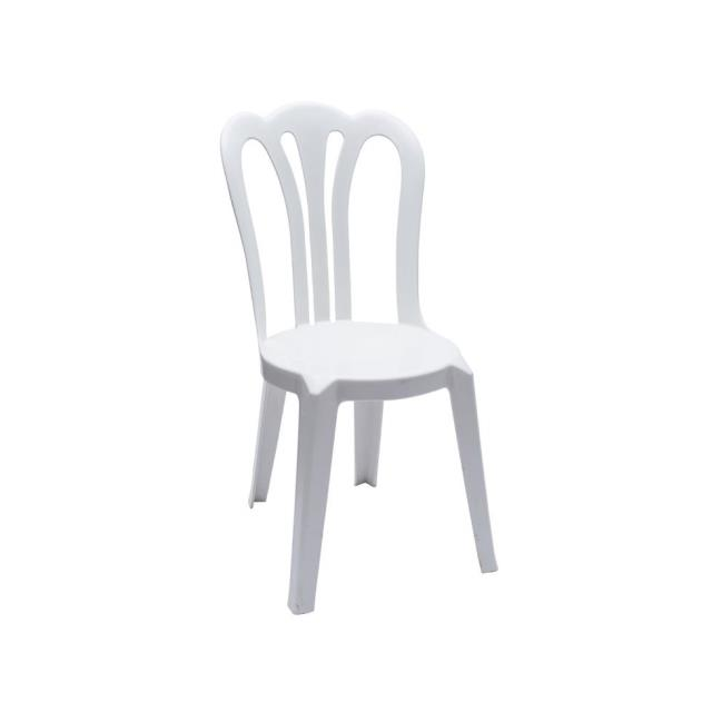 Where to find CHAIR WHITE RESIN-VIENNA in Mentor
