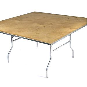 Where to find TABLE 48  X 48  SQUARE in Mentor