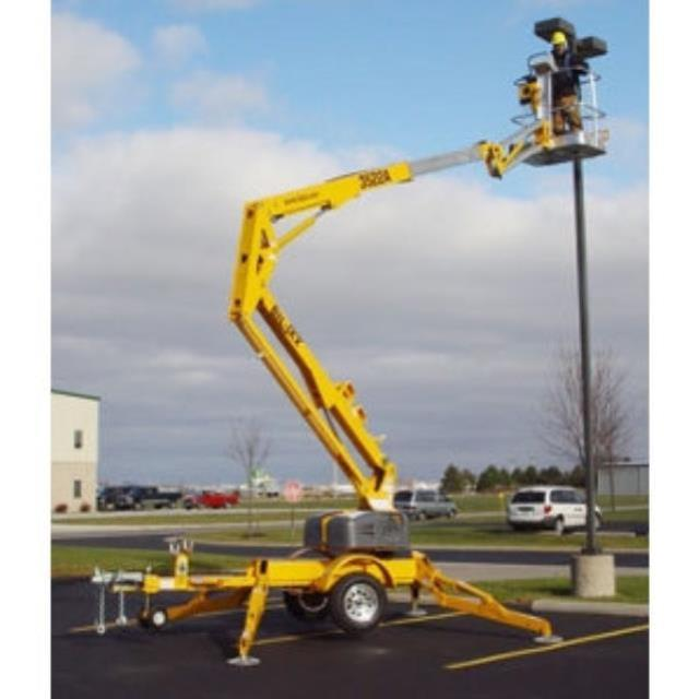 Where to find LIFT BUCKET 41  TRAILERED in Mentor