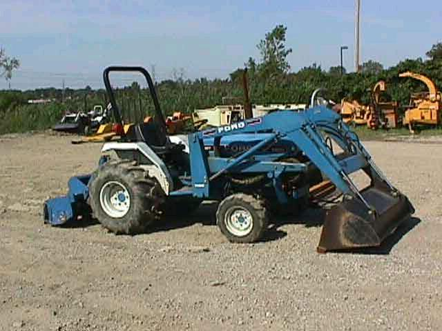 Where to find TRACTOR 20HP 4WD in Mentor
