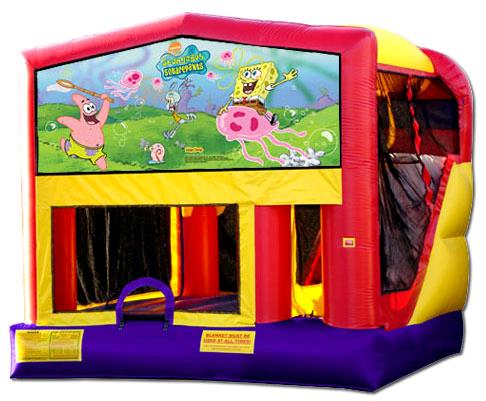 Where to rent GAME INFLATABLE PANEL SPONGE B in Cleveland, Chardon OH, Chagrin Falls Ohio, Ashtabula,  Mentor OH