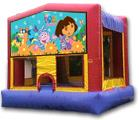 Where to find GAME INFLATABLE PANEL DORA in Mentor