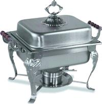 Where to find CHAFING DISH 4 QT square delux in Mentor