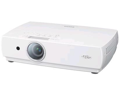 Where to find DATA PROJECTOR SANYO in Mentor