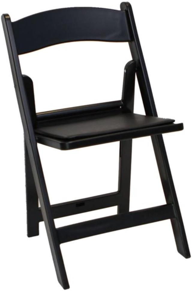 Where to find CHAIR BLACK PADDED in Mentor
