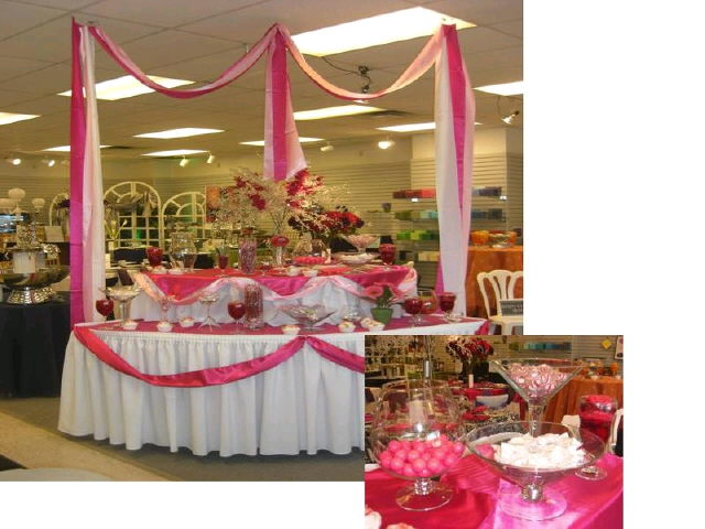 Where to find CANDY BUFFET BAR in Mentor