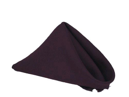 Where to find LINEN NAPKINS EGGPLANT in Mentor