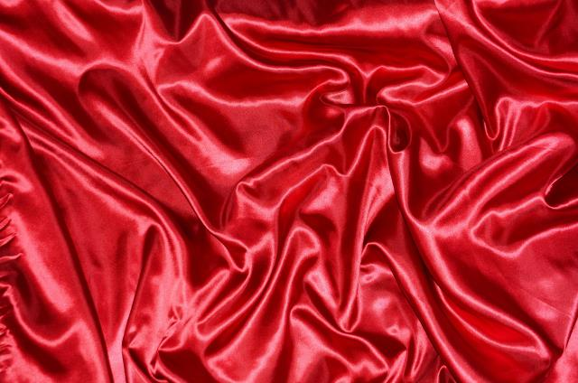 Where to find CHAIR COVER SASH SATIN RED in Mentor