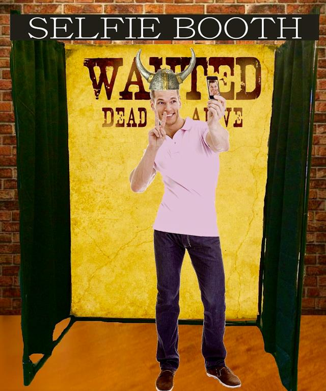 Where to find GAME SELFIE BOOTH BACKDROP WANTED in Mentor