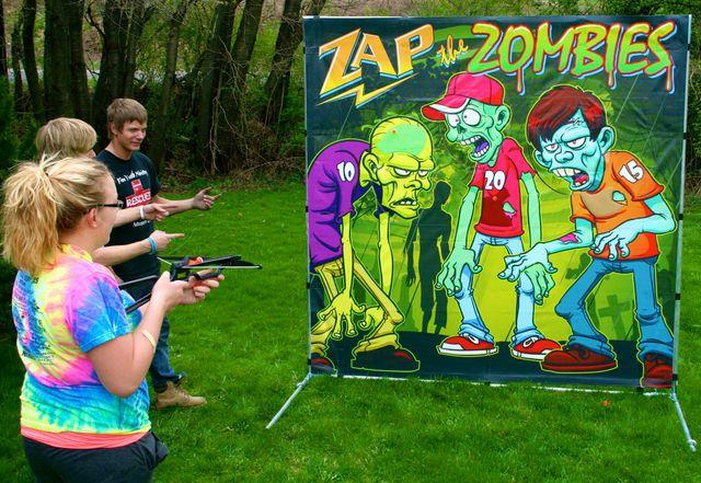 Where to find GAME ZOMBIE, ZAP THE in Mentor