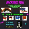 Rental store for SPECIAL- BACKYARD FUN in Mentor OH