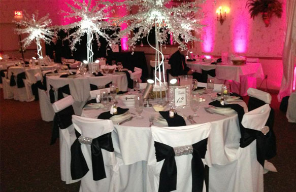 Party and special event rentals at Sun Rental serving Northeast Ohio
